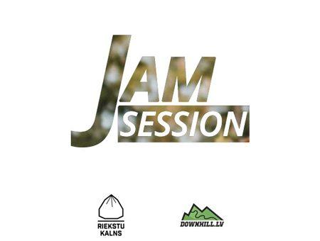 14. jūnijā tiek plānots Jam Session sezonas atklāšanas pasākums Riekstukalnā